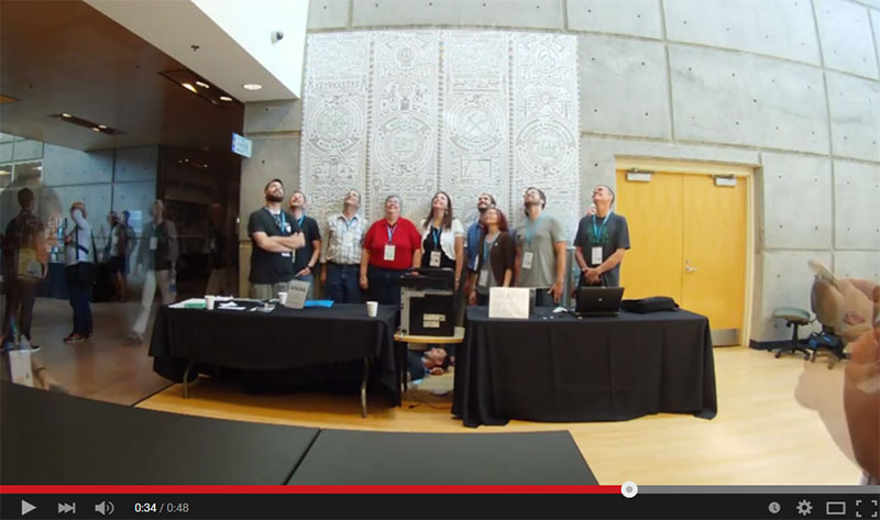 WordCamp 2015 Organizer Group Photo