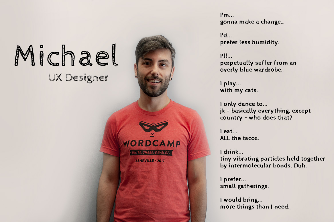 Michael Tait | UX Designer & Developer