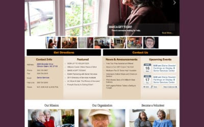 BBD launches Senior Services website!