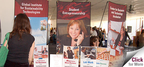 Asheville AB Tech Small Business Jump Start Day on April 26th at the Enka-Candler Campus