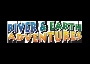 River & Earth Adventures logo