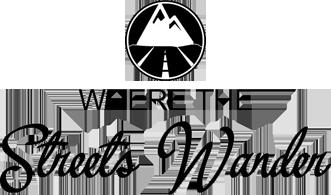 Streets Wander Logo